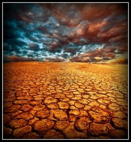 drought-land