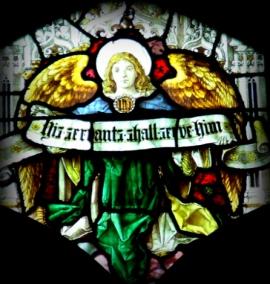Angel message servants shall serve God