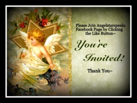 Angelstarspeaks Facebook Invitation