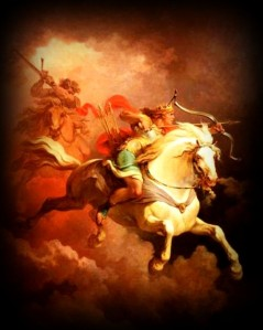 White-Horse-Rider