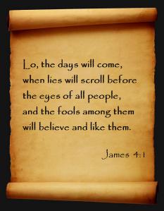 Fool Scripture