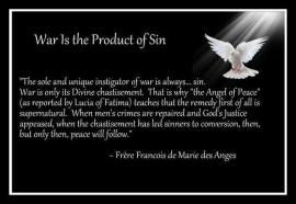 War is Sin